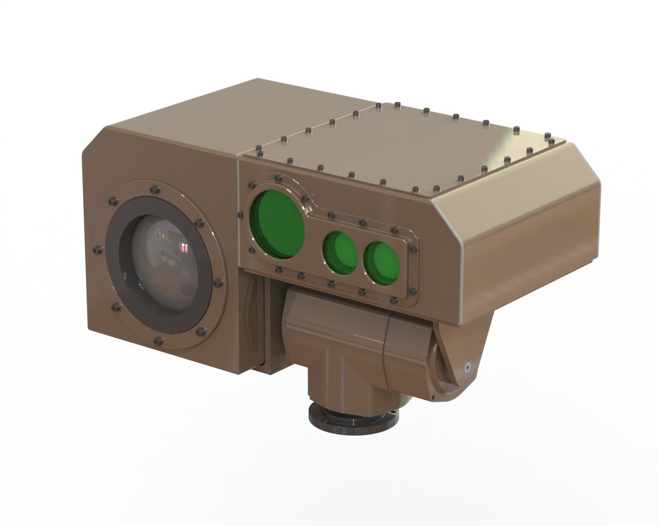 thermal cameras, video surveillance systems, surveillance systems, Long Range Cameras